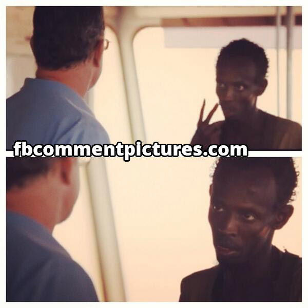Look at Me I am the Captain Now - Captain Philips